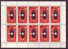 DDR - Kleinbogen Mit Mi-Nr. 2601 Rationelle Energieanwendung Postfrisch - DDR
