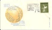 Letter FI000007 - Hrvatska (Croatia) Football FIFA: Yugoslavia Vs Czechoslovakia 1963-11-03 - Other
