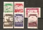 Marruecos Español - Edifil 187-94 - Yvert Aéreo 2-9 (usado) (o) - Marruecos Español