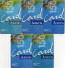 RECHARGES GSM 150 Ameris 01/00 04/00 01/01 08/01 08/01  (lot De 5) - Antilles (Françaises)