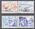 CAMEROUN  326-9   *  FIDES - Unused Stamps