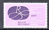 BELGIUM   966    **    RUBENS   ART  PAINTING - Unused Stamps
