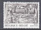 BELGIUM   1023    **    CHRISTMAS - Unused Stamps