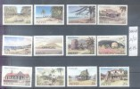 NEVIS YVERT SERVICE NRS. 11-22 MNH COMPLETE SET SERIE COMPLETA - St.Kitts En Nevis ( 1983-...)