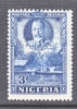 BRITISH  NIGERIA  42 A   Perf.  12 1/2 X  13 1/2    * - Nigeria (...-1960)