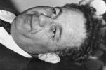 Photo De Presse  -  POLITIQUE ALGERIE  - AHMED BOUMENDJEL  Homme Politique ,  Avocat , Porte Parole Du  FL.N. EN 1961 - Geïdentificeerde Personen