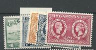 1939 MH Greece - Unused Stamps
