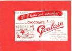 BUVARD Chocolat Poulain - Cocoa & Chocolat