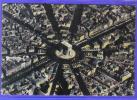 Carte Postale 75. Paris  Vue D´avion Trés Beau Plan - France