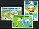 1978. Topics - Sport - Benin :) - Briefmarken