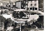 "CPM AVEYRON - AGUESSAC - HOTEL BAR RESTAURANT ""LE RASCALAT - ECRITE EN 1960 - Unclassified"