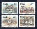 Venda - 1989 - Traditional Dances - MNH - Venda