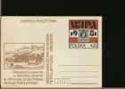 POLSKA  -  WIPA  1981 - Esposizioni Filateliche