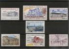 Saint Pierre Et Miquelon Années 1993/99 Bâtiments Publics Tous** - Collections, Lots & Séries