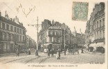 DUNKERQUE - Rue Neuve Et Rue Alexandre III - Dunkerque