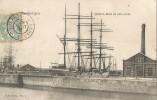 DUNKERQUE - Quatre-Mâts En Cale Sèche - Dunkerque