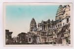 CPA  PHOTO ANGKOR VAT, FACADE 2em ETAGE - Cambodia