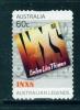 AUSTRALIA  -  2013  Music Legends  60c  Self Adhesive  Used As Scan - 2010-... Elizabeth II