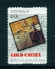 AUSTRALIA  -  2013  Music Legends  60c  Self Adhesive  Used As Scan - Used Stamps