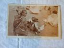 CPA - ERYTHREE - AOI AFRICA ITALIANA - AL MERCATO 1937 POSTA MILITARE 130 - Erythrée