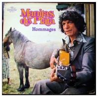 * LP *  MANITAS DE PLATA - HOMMAGES (France 1967 Reissue EX!!!) - Instrumentaal