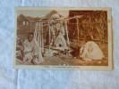 CPA - ERYTHREE - AOI AFRICA ITALIANA -  RUDIMENTALE TELAIO ABISSIONO - Erythrée