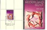 1974 100 Jaar Wereldpostvereniging NAPOSTA ESSEN - Marcophilie