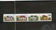 Saint Pierre Et Miquelon Années 1998-2001 Maisons Et Tambours N°Y/T 676/679-746/749-** - Collections, Lots & Séries