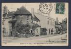 Louhans Tour Saint Paul Et Rue Du Lavoir - Louhans