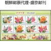 Korea 2011 å¹´ Orchid Pane - Corea Del Norte