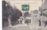 Cpa-44-pornichet-animée-avenue De La Mer Vers La Gare-edi Pillorget N°656 - Pornichet