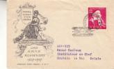 Pologne - Lettre De 1957 - Oblitération Warsawa - 1944-.... République