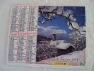 Calendrier Des Postes 1995- Edition Gironde, Plans  De Bordeaux, Etc... Bon état Intérieur                  5 Euros - Calendriers