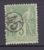 SAGE N° 106 CACHET JOUR DE L AN - 1898-1900 Sage (Type III)