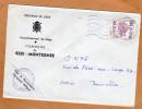 Enveloppe Brief Cover Commune De Montegnée - België