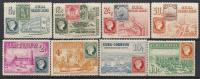HISTORIA-  CUBA 1955- Yvert #422/25 Av108/11 Precio Cat€27 - Otros