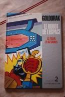 GOLDORAK Le Robot De L´espace ( Le Reve D´actarus ) - Mangas Version Francesa