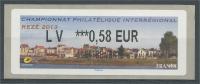 France, ATM Label,  Rezé, Trentemoult, River Loire, 0.58€, 2013, MNH VF - 2010-... Vignette Illustrate