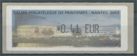 France, ATM Label,  Nantes, 0.41€, 2003, MNH VF - 1999-2009 Illustrated Franking Labels