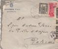 LIBIA - MISURATA - R. QUESTURA P.A.I.  _ 16.9.1942  /  ITALIA _ Cover _ Lettera - Cent. 50 X 2 _ Scritto All´interno - 1900-44 Vittorio Emanuele III