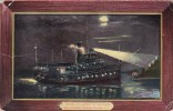 New York Thousand Island Steamer Street Lawrence On Her Search L