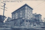 New Jersey Atlantic City Galen Hall