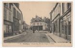 58 NIEVRE - CORBIGNY Grande Rue, Rue Des Forges, La Poste - Corbigny