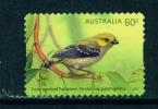 AUSTRALIA  -  2013  Birds  60c  Self Adhesive  Used As Scan - 2010-... Elizabeth II