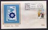 SPAIN ESPAGNE1975 FDC XXV ANNIV. FARM FAIR - Agriculture