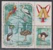 CU BA 1967 Christmas - Birds Of Havana Zoo. NUEVO - MNH ** - Cuba