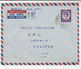 1963 FPO 1040  British Forces KENYA COVER From BFPO 10 236 SIG SQDN COMCAN  To GB Stamps - Kenya (1963-...)