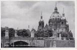AK Berlin - Dom Und Schloßbrücke (18914) - Mitte