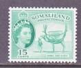 Somaliland Protectorate  130     * - Somaliland (Protectorate ...-1959)