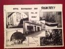 84 Vaucluse SAULT Hotel Restaurant Bar Signoret CPM - France